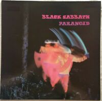 "BLACK SABBATH⚠️Unplayed⚠️ 1976-12""LP-PARANOID-Nems NEL 6003"