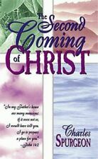 The Second Coming of Christ by Charles Spurgeon (1996, Paperback) NEW