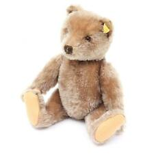 AUTH VINTAGE 1950'S 50'S ORIGINAL STEIFF BEAR WITH NICKEL TAB YELLOW TAG GREAT