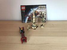 Lego  Star Wars Set 7113  Tusken Raider Encounter année 2002 Rare