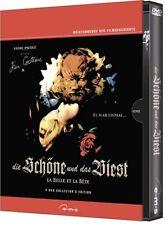 Die Schöne und das Biest - Jean Marais, Cocteau, 2 DVD collector`s Editiion 1946