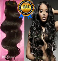 FR LA POSTE TISSAGE CHEVEUX DE EXTENSION BRESILIEN NATUREL REMY Vierges