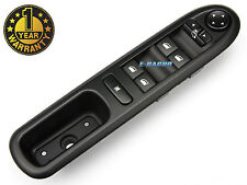 New PEUGEOT 407 SW COUPE 04-11 6554.ER 6554ER POWER MASTER WINDOW SWITCH CONSOLE