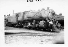 8A971 RP 1930s/40s SOO LINE RAILROAD 2-8-0 ENGINE #483 MINNEAPOLIS SHOPS