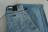 LEE X Alamo Damen Jeans stretch Hose 28/33 W28 L33 blau NEU ad32