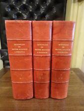 Dictionnaire des peintres et sculpteurs Benezit Gründ 1924 3 volumes