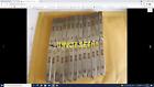 Harley  VIN letters  3/16  not set