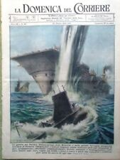 La Domenica del Corriere 22 Ottobre 1944 WW2 Guerra Pacifico Americani Giappone