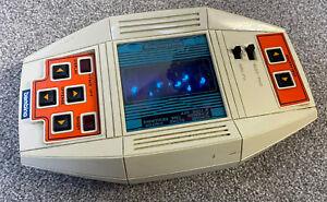Bambino LUCKY PUCK Ice Hockey Handheld LCD Game 1979 Retro - Fully Working