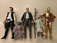 Star Wars Black Series Lot