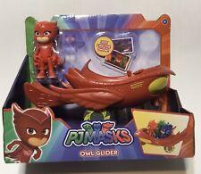 Pj Masks Owl Glider Red Owlette Figure Just Play