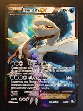 Carte Pokemon KYUREM 86/98 Ultra Rare Full Art EX XY7 Française NEUF