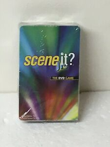 NEW SCENE IT? JR. CARDS Replacement Pack Pieces Parts