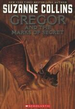 The Underland Chronicles: Gregor and the Marks of Secret 4 by Suzanne Collins...