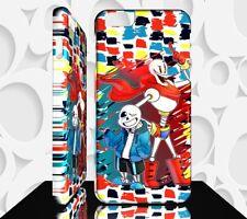 Coque Design Iphone 7+ 7 PLUS JEU VIDEO UNDERTALE - Réf 01