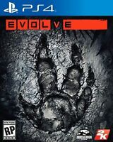 Evolve For PlayStation 4 PS4 PS5 Shooter Game Only