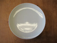 """Noritake Cook 'n Serve ANGELA Dinner Plate 10 5/8"""" White Coupe 1 ea  7 available"""