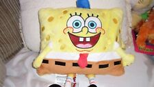 "Pillow Pets VERY SOFT SPONGEBOB SQUAREPANTS 12"" Plush STUFFED ANIMAL TOY PILLOW"