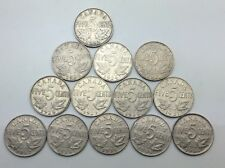 Full Date Set Excluding 26 Near Far 25 Five 5 Cents Nickel Circulated Coin C827
