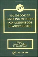 Handbook of Sampling Methods for Arthropods in Agriculture by Larry P. Pedigo...