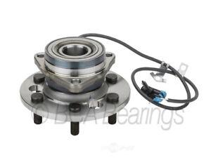 Wheel Bearing and Hub Assembly BCA Bearing WE60763