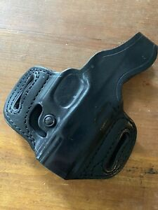 Aker leather holster Right Hand Glock 26, 27