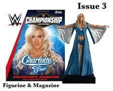 WWE Championship Figurine Collection: WWE Charlotte Flair Wrestling Fig' Issue 3
