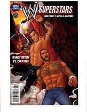 WWE Superstars #2 (2014, Super Genius) FN/VF CM Punk