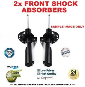 Front SHOCK ABSORBERS for PEUGEOT EXPERT Box 2.0 HDi 130 4x4 2012->on