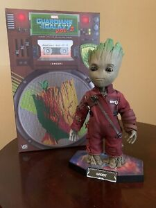 Hot toys baby groot 1:1 life size (guardians of the galaxy Vol.2) LMS004