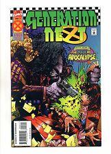 Generation Next Vol 1 No 2 Apr 1995 (VFN+ to NM-)Marvel, Modern Age (1980 - Now)