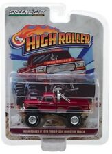 1:64 GreenLight *HIGH ROLLER II MONSTER TRUCK* 1979 Ford F350 *NIP*