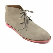 Women's Dolce Vita Ankle Boots Booties Shoes Size 8M Beige Suede Pink Casual AE6