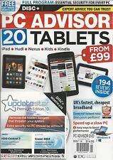 PC Advisor magazine Tablets Computers Broadband Performance Reviews Advice