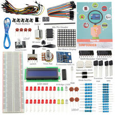 SunFounder Lab Project Super Starter Kit V2.0 for Arduino Uno R3 Mega 2560 Nano