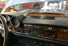 Mercedes Benz w108 Wood Trim W109 Walnut Makkasar Ebony Dashboard