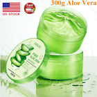 NEW 100% Pure Aloe Vera Soothing Gel Moisturizer 300g Nature Soothing Gel