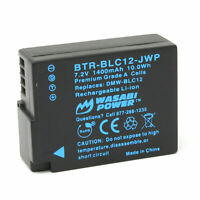 Wasabi Power Battery for Panasonic DMW-BLC12