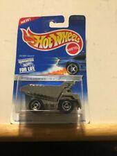 Hot Wheels The Heavyweights Dump Truck Metal Button Hong Kong Free Shipping USA