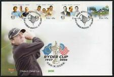 IRELAND 2005 Ryder Cup FDC