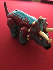 Battery Powered Triceratops Dinosaur Toy Realistic Sounds