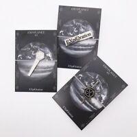 Kpop EXO Metal Badge PLANET #5 EXPLORATION Collective Brooch Pin BEAKHYUN SEHUN