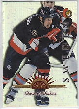 Daniel Alfredsson , 1997-98 , Leaf International ,Universal Ice , #145 ,1 of 250