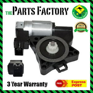 Mazda CX9 Window Regulator Motor for 2007-2015 Drivers Front CX-9 | Free Express