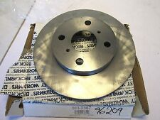 Beck/Arnley 083-2387 Disc Brake Rotor, Front NEW OLD STOCK