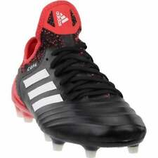 adidas Copa 18.1 Firm Ground  Casual Soccer  Cleats - Black - Mens