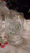6 Wassergläser aus Bleikristall von Zwiesel