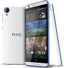 "(Blanco azul) 5.5"" Unlocked HTC Desire 820 Dual SIM 13MP 16GB LTE Teléfono Móvil"