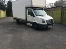 VW CRAFTER CR35 136 LWB