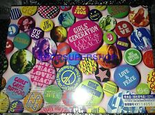 Girls' Generation LOVE & PEACE CD BLU-RAY GOODS Limited Edition Japan Ver RARE